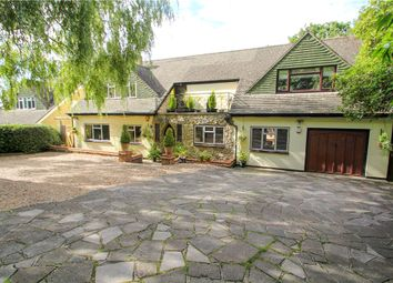 Thumbnail 5 bed detached house for sale in Old Bisley Road, Frimley, Camberley, Surrey