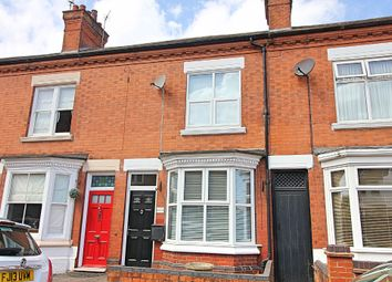 Thumbnail 2 bed terraced house for sale in St. Peters Street, Syston, Leicester
