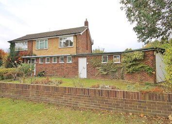 Thumbnail 3 bed detached house for sale in Furzewood, Sunbury-On-Thames, Middlesex