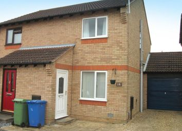 Thumbnail 2 bedroom semi-detached house to rent in Dersley Court, Norwich