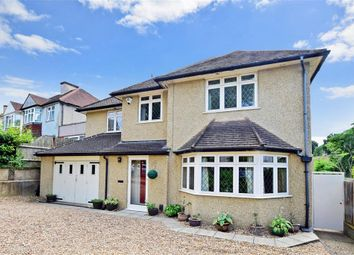 Thumbnail 4 bed detached house for sale in Shirley Church Road, Shirley, Croydon, Surrey