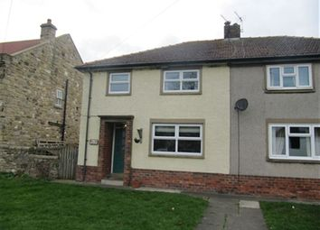 Thumbnail 3 bedroom semi-detached house to rent in East View, Summerhouse, Darlington