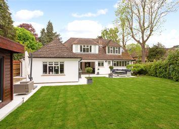 Thumbnail 4 bed detached house for sale in Fairmile Lane, Cobham, Surrey
