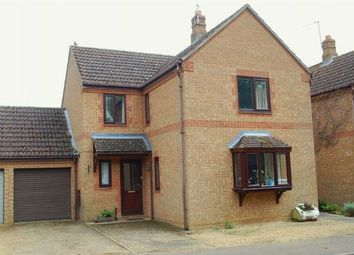 Thumbnail 4 bedroom detached house for sale in Pound Lane, Bugbrooke, Northampton