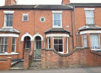 Thumbnail 3 bedroom terraced house for sale in Cambridge Street, Wolverton, Milton Keynes