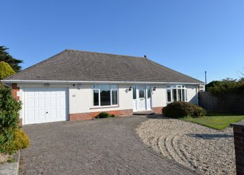 Thumbnail 3 bed detached bungalow for sale in Barton Croft, Barton On Sea, New Milton