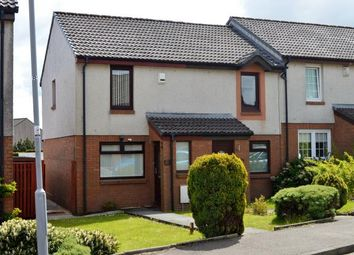 Thumbnail 2 bed end terrace house to rent in Glanderston Avenue, Newton Mearns, Glasgow
