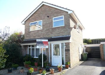 Thumbnail 3 bed link-detached house for sale in The Keep, Worle, Weston-Super-Mare