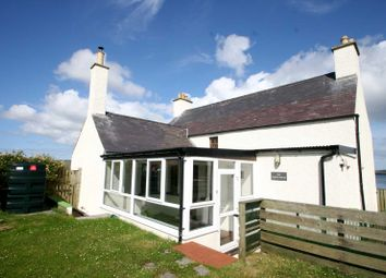 Thumbnail 3 bed detached house for sale in Nurse's House, Reafirth, Mid Yell, Shetland