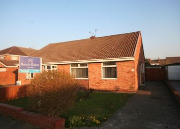 Thumbnail 2 bedroom bungalow to rent in Rainton Avenue, Acklam, Middlesbrough