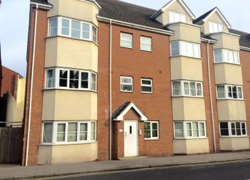 Thumbnail 2 bedroom flat for sale in Queens Court, Queens Road, Nuneaton