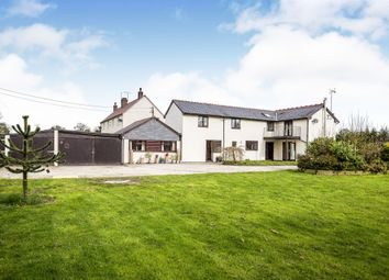 4 bed detached house for sale in Cefn Road, Abenbury, Wrexham LL13