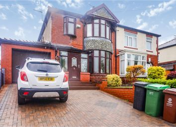 Thumbnail 3 bed semi-detached house for sale in Burnley Lane, Oldham