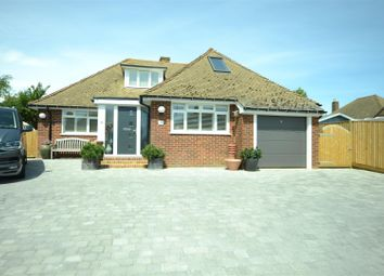 Thumbnail 4 bedroom detached bungalow for sale in Wrestwood Road, Bexhill-On-Sea