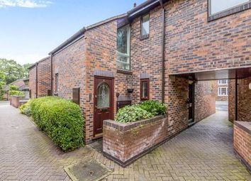 Thumbnail 2 bed maisonette for sale in Wesley Close, Nantwich, Cheshire