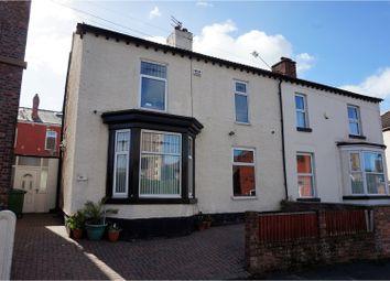 Thumbnail 4 bed semi-detached house for sale in Beech Road, Birkenhead