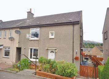 Thumbnail 2 bed flat for sale in Claremont, Alloa