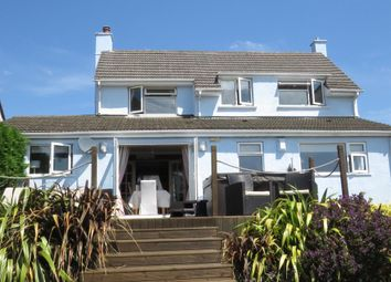 Thumbnail 5 bed detached house for sale in Cherry Tree Drive, Brixton, Plymouth