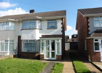 3 bed semi-detached house for sale in Gilroy Close, Rainham, Essex RM13