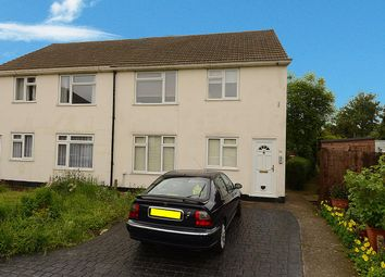 Thumbnail 2 bedroom maisonette to rent in Burr Close, Bexleyheath