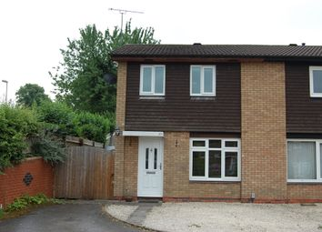 Thumbnail 3 bedroom semi-detached house to rent in Danta Way, Stafford