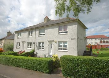 Thumbnail 1 bed flat for sale in Birch Road, Clydebank