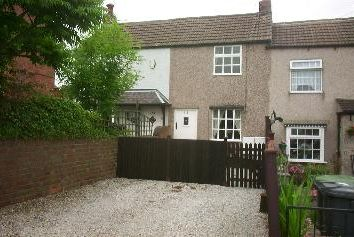 Thumbnail 2 bed cottage for sale in Newthorpe Common, Eastwood