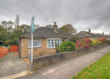 Thumbnail 2 bed bungalow for sale in Carr Manor Crescent, Meanwood, Leeds