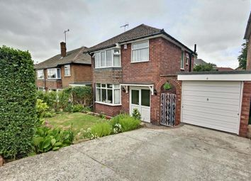 Thumbnail 3 bed detached house for sale in Holmesdale Road, Dronfield
