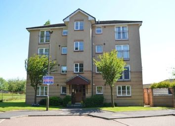 Thumbnail 2 bed flat to rent in Queens Court, Stenhousemuir, Larbert