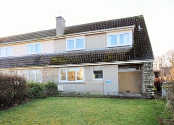 Thumbnail 2 bed semi-detached house for sale in Glebe Road, Kinloss, Forres