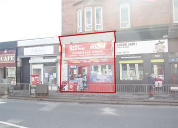 Thumbnail Commercial property for sale in 211, Paisley Road West, Glasgow G511Ne