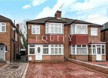 Thumbnail 2 bed flat for sale in Crawley Road, Enfield