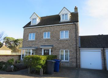 4 bed detached house to rent in Bergamot Close, Red Lodge, Bury St. Edmunds IP28