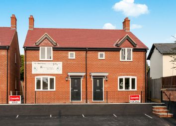 Thumbnail 2 bedroom semi-detached house for sale in Earls Court Road, Amesbury, Salisbury