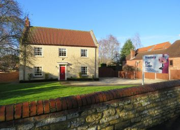 Thumbnail 5 bedroom detached house for sale in High Street, Navenby, Lincoln