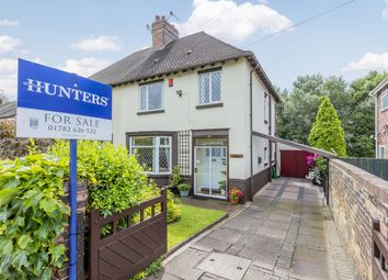 Thumbnail 3 bed semi-detached house for sale in Sneyd Street, Sneyd Green, Stoke-On-Trent