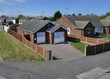 Thumbnail 2 bedroom detached bungalow for sale in Fife Road, Herne Bay, Kent