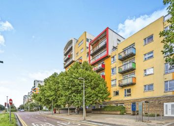 Thumbnail 1 bed flat for sale in John Harrison Way, London