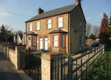 Thumbnail 1 bed flat to rent in Hithermoor Road, Staines