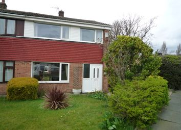 Thumbnail 3 bed semi-detached house to rent in Marston Court, Castleford