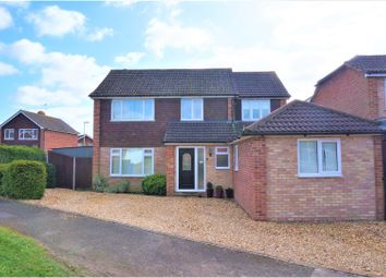 Thumbnail 4 bed detached house for sale in Bell Meadow Road, Hook