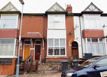 Thumbnail 3 bed terraced house for sale in Leyton Road, Handsworth, Birmingham