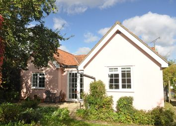 Thumbnail 2 bed detached bungalow for sale in Gracechurch Street, Debenham, Stowmarket