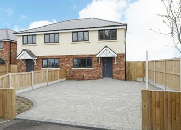 Thumbnail 4 bed semi-detached house for sale in Archers Court Road, Whitfield, Dover