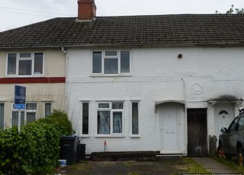 Thumbnail 3 bed terraced house to rent in Mapleton Road, Hall Green, Birmingham