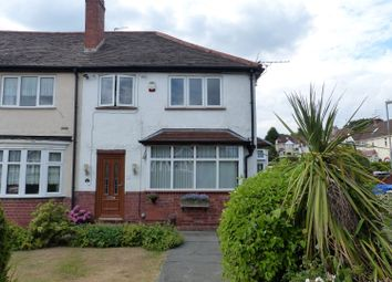 Thumbnail 3 bed end terrace house for sale in Barrack Lane, Halesowen