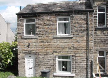 Thumbnail 1 bedroom end terrace house to rent in Stile Common Road, Newsome, Huddersfield