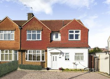 Thumbnail 4 bed semi-detached house for sale in Bexley Road, London