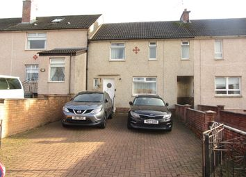 Thumbnail 3 bed terraced house for sale in Petersburn Road, Airdrie